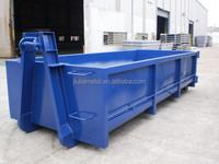 T501D 10m3 roro hooklift bin waste management