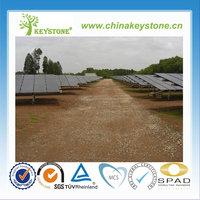 Easy Installation Solar Aluminum Ground Mount solar panel aluminum mounting system