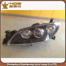 Mazda3 2004- 2006 Daytime Running Light, automobile rear lamp with optical LEFT SIDE