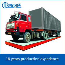 80t high accuracy weigh bridge China fatory export directly