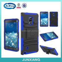 Military Stand Holster Locking Belt Clip Combo Case for samsung galaxy N9150