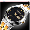 W0051 black dial personalized travel watch case