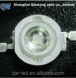 Factory Low Price Epileds 3w Yellow High Power LED 580nm 585nm 600nm