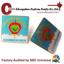 New Design products Custom printed logo badge, company logo badge, novelty badge