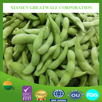 Qualified Frozen Edamame Soy Beans in Pods from 2015 new crop with best price
