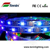 5m 5050 rgb ws2812b 30 /ws2801 ws2811 ws2812b individually addressable led strip