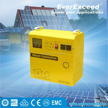 EverExceed 1500W Solar Energy System for Home Use with TUV / VDE / CE / ISO / IEC
