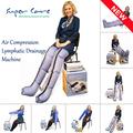 masajeador de pierna de compresión de aire, masajeador de pierna de presión de aire , presoterapia masajeador de pies