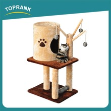 Simple Cheap Top Selling discount cat tree furniture