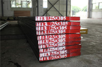 Manufacture steel from China supplier mold steel 1.2344 H13 Hot rolled sheet