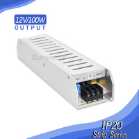 220v power supply constant voltage dimmable led driver s-50-24 power supply
