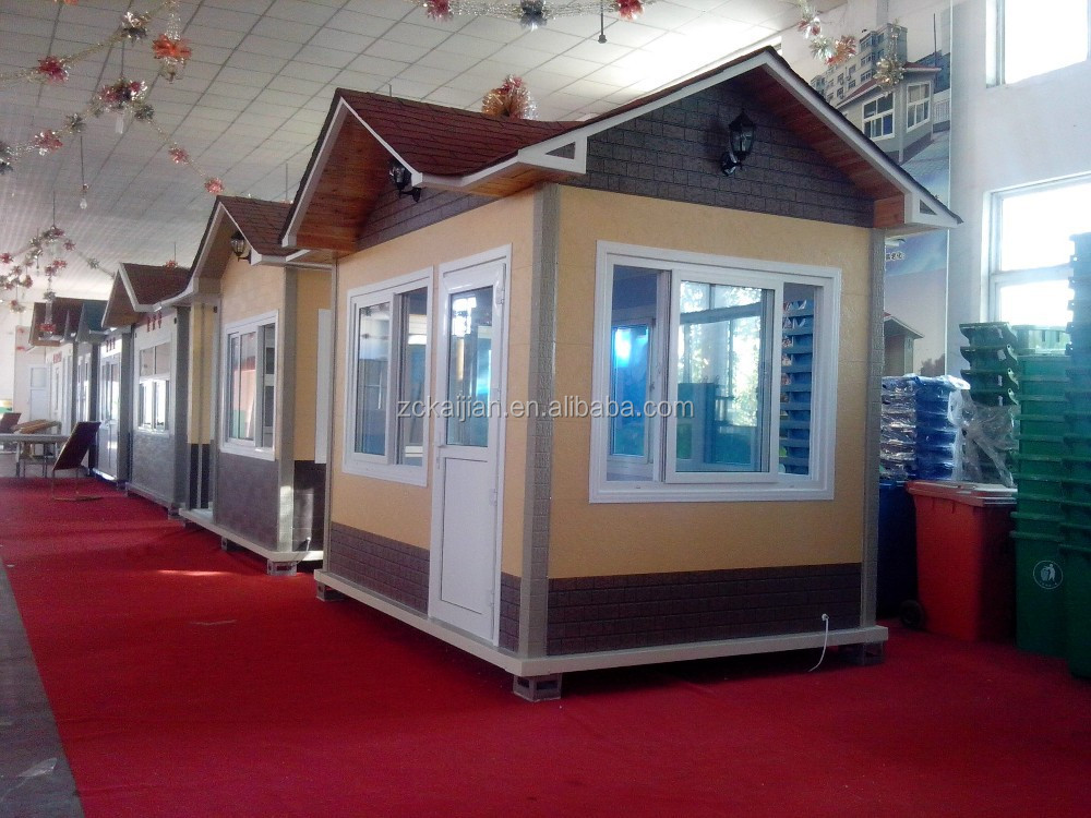 Cost effective prefab garden house container home flat for Cost effective homes
