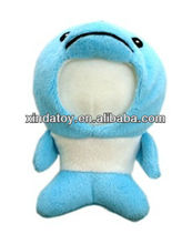 stock Plush dolphin 3D doll toy