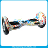 2015 New Design Best Christmas Gift 10 inch 4.4Ah Battery Self Balance Scooter