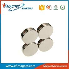 Motor Ndfeb Magnet Disc Shape Diameter60x15mm