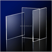 Tranparent Cast Acrylic Sheet for Exhibition Display