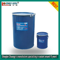 CY-03 Two component polysulphide bitumen joint sealant for road
