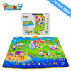 2015 biggest size babies play mat from shantou chenghai toy factory