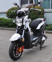 Adult electric moped with pedals