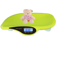 Plastic baby weighing scale, household scale, electronic body scale with CE.ROHS &FCC