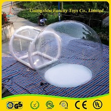 inflatable outdoor camping bubble tent for sale