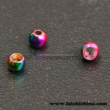 Tungsten slotted beads fly fishing wholesale