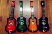 2015 New children wooden classic guitar