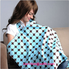 Alibaba website easy use maternity tools colored cotton printed Breast nursing cover nursing wrap for woman