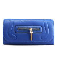 Royal Blue elegant Pu Bag for Women