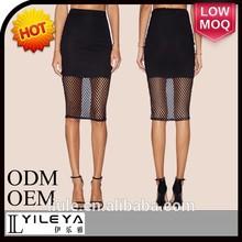 el último 2015 falda imágenes de diseño de encaje negro sexy chicas sexy con fotos mini falda