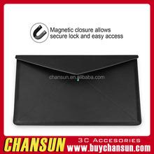 For iPad Pro Case Leather Sleeve Cover Slim Soft Microfiber Envelope Bag Black New