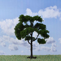 high quality Handmade Artificial Fake Trees Suitable For HO Scale and N Scale Model Train Layouts