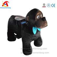 At0623 amusementang caliente- la venta de la moneda de los animales de parachoques del coche en shanghai