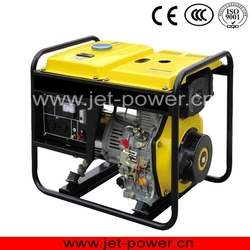 home use 5kw open/soundproof type diesel generator for Fujian