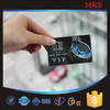 MDC361 promotion PVC printed rfid VIP card CR80 size card