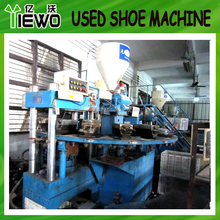 Second hand used pvc jelly shoe machine with v shape jack ( Yuanfeng brand )