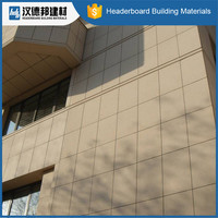 Best selling originality calcium silicate board exterior decorative 3d wall panels made in china