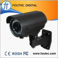 hk vision camera-Foutec varifocal waterproof IR IP Camera