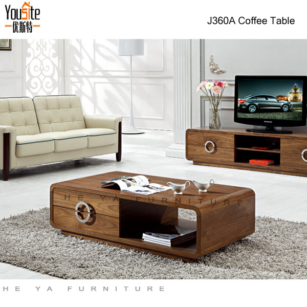 Wooden Sofa Center Table Design Photograph Low Height