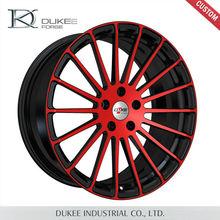 High performance DK03-208501 auto aluminum alloy wheel