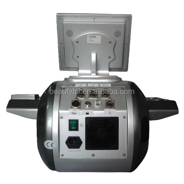 5 en 1 lingmei estetica vacuumterapia rf cavitacion