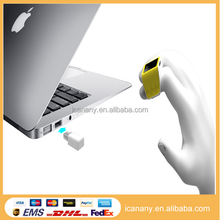 Innovative new products low-energy Bluetooth 4.0 3D body sensing ring mouse