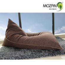 leanback bean bag indoor eco friendly recliner sofa