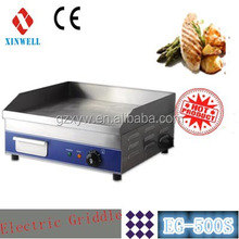 Commercial Stainless steel Electric Griddles For Sale EG-500S