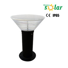 solar light parts for outdoor pillar lamp/solar pillar light/solar led pillar light China supplier