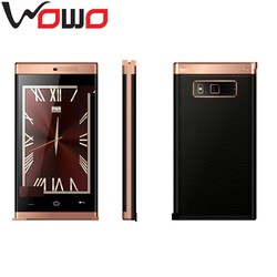 China Brand Name Mobile Phone 3.5Inch Touch Screen phone Quad Band Dual SIM Tv Camera