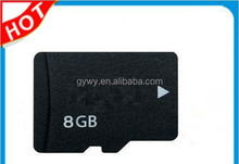 Micro card SD 8GB , for cellphone 8GB memory card
