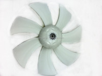 16361-74160 genuine quality types of cooling fan blade price for Toyota