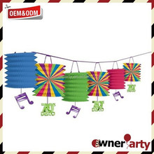 Hot Sale Factory Price High Quality Beautiful Paper Lanterns Party City
