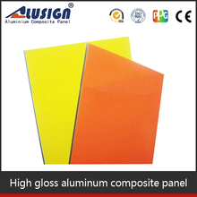 best to choose for furnishing world wide aluminum sandwich plate wall claddings